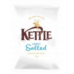 Kettle Chips | Lightly Salted 18 x 40g