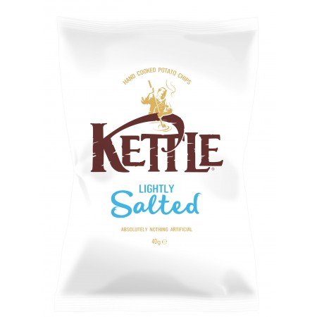 Kettle Chips | Lightly Salted 12 x 150g