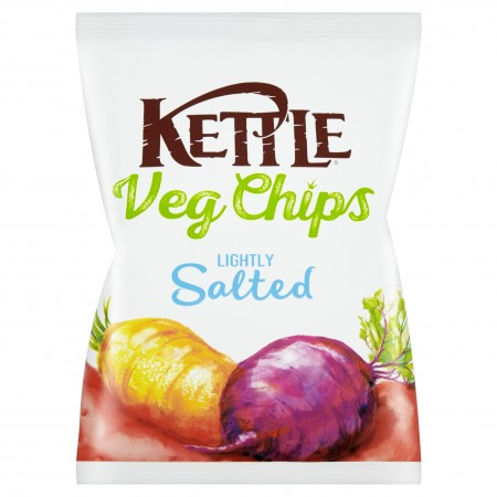 Kettle Veg Chips | Lightly Salted  18 x 40g