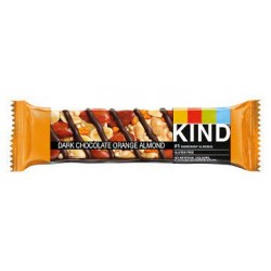 Kind Bars - Dark Chocolate Orange Almond - 12 x 40g