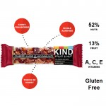 Kind Bars - Cranberry Almond & Macadamia 12 x 40g
