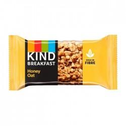 Kind Breakfast - Honey Oat - 12 x 50g