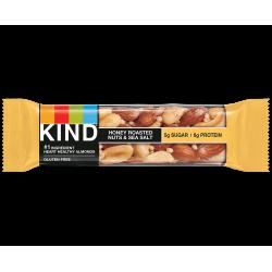 Kind Bars - Honey Roasted Nuts & Sea Salt - 12 x 40g
