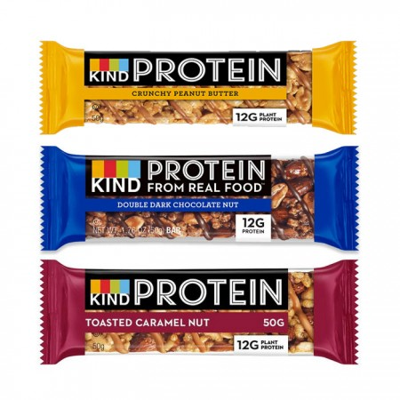Kind Protein Bar Deal Buy 2 get 1 Free (12 x 50g)