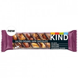 Kind Bars - Salted Caramel Dark Chocolate Nut - 12 x 40g