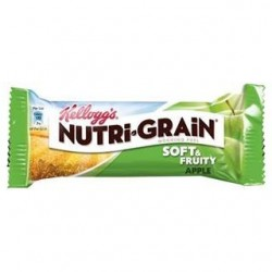 Kellogg's Nutri-grain Apple Cereal Bar 28 x 37g