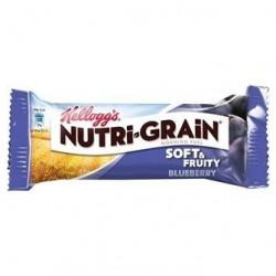 Kellogg's Nutri-grain Blueberry Cereal Bar 28 x 37g