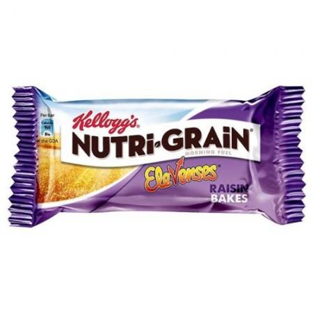 Kellogg's Nutri-grain Elevenses 24 x 45g
