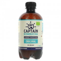 Captain Kombucha Original - 8 x 400ml