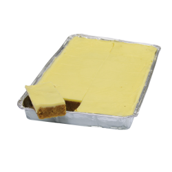 Simply Heavenly Lemon Crunch Traybake 14 Slices