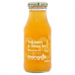 Mangajo Goji-berry & Green Tea 12 x 250ml