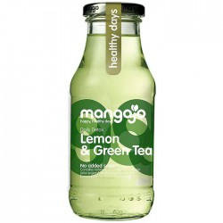 Mangajo - Lemon & Green Tea - 12 x 250ml