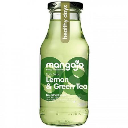 Mangajo Lemon & Green Tea 12 x 250ml