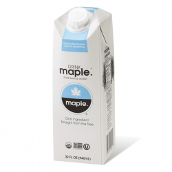 DRINK maple - Pure Maple Water (12 x 946ml)