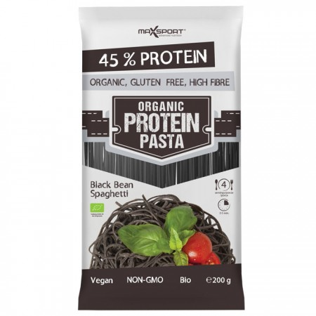 MaxSport Black Bean Protein Spaghetti 16 x 200g