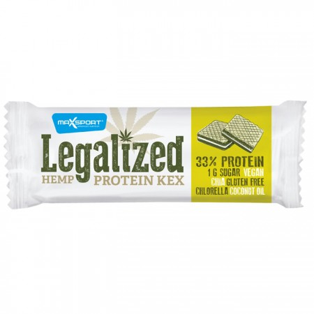 Maxsport Legalized Hemp Raw Protein Kex 16 x 45g