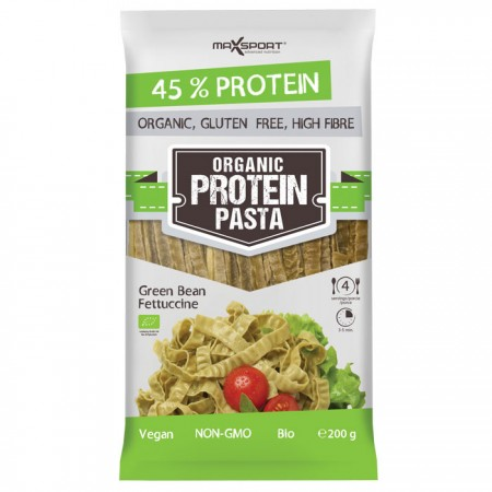 MaxSport Green Soybean Fettuccine 16 x 200g