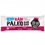 MaxSport Apple & Cinnamon Raw Paleo Bar 20 x 50g