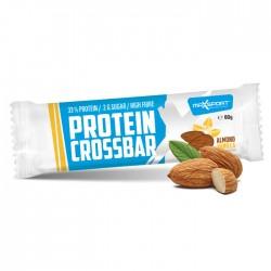 Maxsport Protein Crossbar Almond Vanilla 24 x 60g