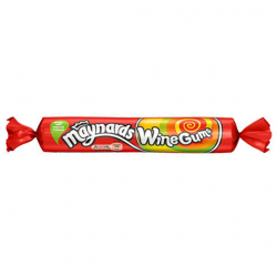 Maynards Wine Gums - 1 Case of 40 (52g Rolls)
