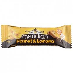 Meridian Bar - Peanut & Banana 18 x 40g