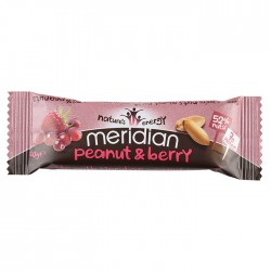 Meridian Bar - Peanut & Berry  18 x 40g