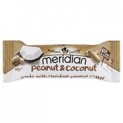 Meridian Bar - Peanut & Coconut 18 x 40g