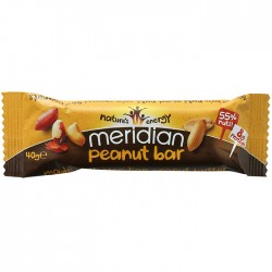 Meridian Bar - Peanut Bar 18 x 40g