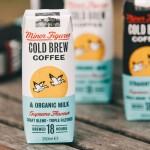 Minor Figures Cold Brew & Organic Milk - 10 x 250ml