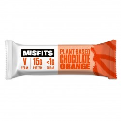 Misfits Vegan Chocolate Orange Protein Bar (12 x 45g)