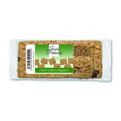 Simply Heavenly Flapjack Sultana 30 x 120g