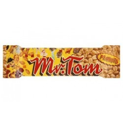 Mr Tom's Peanut Bar 36 x 40g