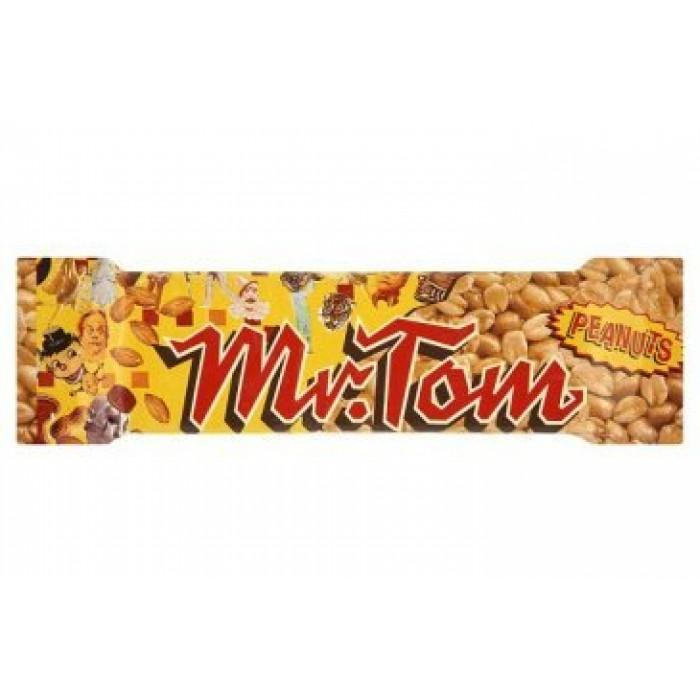 Mr Tom S Peanut Bar 36 X 40g