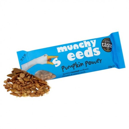 Munchy Seeds Pumpkin Power - 24 x 25g