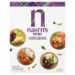 Nairns Mini Oats (8 x 213g)