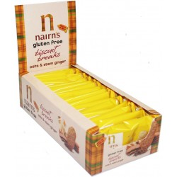 Nairns - Oats & Stem Ginger 16 x 20g