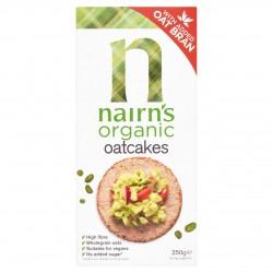 Nairns Organic Oat (12 x 250g)