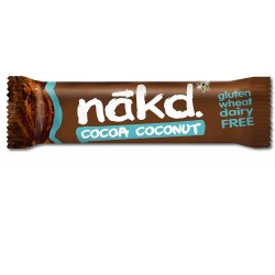 Nakd - Cocoa coconut - 18x35g
