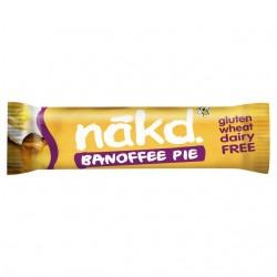 Nakd Banoffee Pie Free Bars 18 x 35g