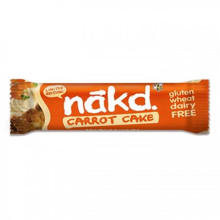 Nakd Cocoa Crunch Gluten Free Bar 18 x 30g