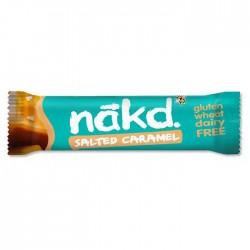 Nakd - Salted Caramel Gluten Free Bars (18 x 35g)
