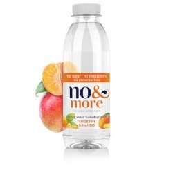 No & More - Tangerine & Mango - 6 x 500ml