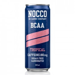 Nocco BCAA Tropical Drink | 24 x 330ml