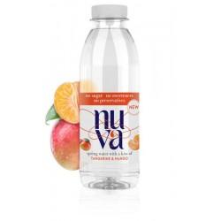 NUVA - Tangerine & Mango - 6 x 500ml