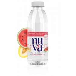 NUVA - Watermelon & Melon - 6 x 500ml