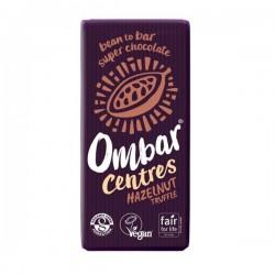Ombar Raw Organic Chocolate - Hazelnut Truffel 10 x 35g