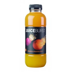 Juice Burst Orange & Passion Fruit 12 x 500ml