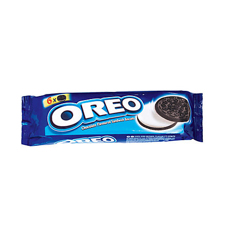 Oreo Chocolate Sandwich Biscuit Snack Pack 20 x 66g