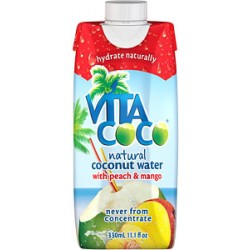 Vita Coco Peach & Mango 12x330ml