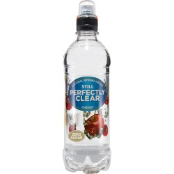 Perfectly Clear Cherry Flavoured Water 12 x500ml